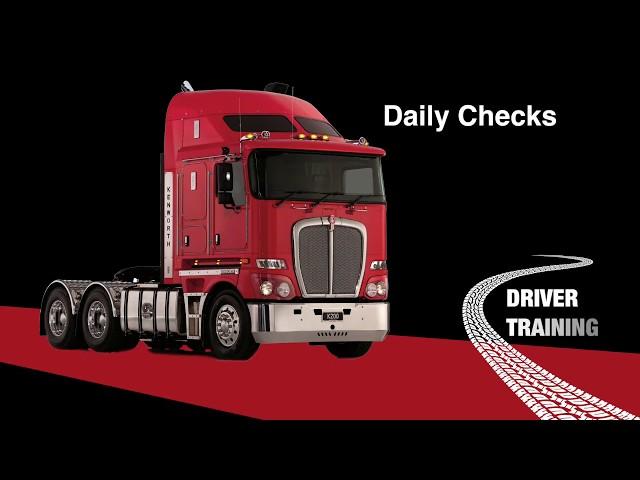 K2 011 K200 Daily Checks 0118