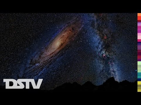 A Tour Of The Andromeda Galaxy