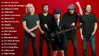 ACDC Greatest Hits Full Album 2021 💥💥💥 Top Best Songs Of ACDC