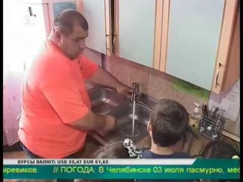 Воспитанников детских домов в Челябинске учат менять смесители