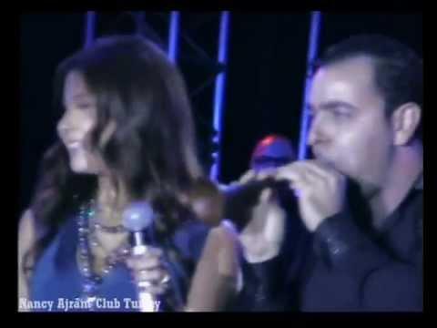 Nancy Ajram Turkey Concert - Baladiyat (Ana Menno)