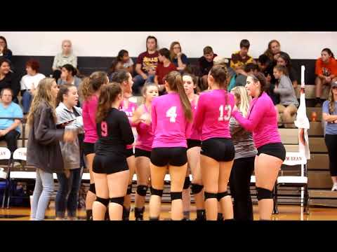 Tom Bean Volleyball - Playoff Hype Video