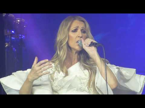 Celine Dion - How Does A Moment Last Forever - Live At The o2, London - Wed 21st June 2017