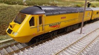 New Junction - Unboxing Hornby's Network Rail Measurement Train R3366