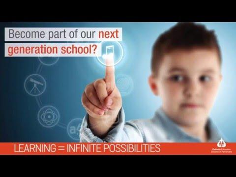 Be part of our next generation school - St Luke's Marsden Park