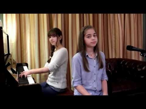Dust Bowl Dance - Mumford & Sons (Cover by Alisa, 11, and Miss Mia, 12)