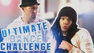 Ultimate Dance Challenge: Matt Steffanina & Trixie