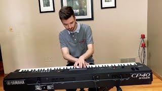 """""""Killer Queen"""" - Queen   Joshua Burniece Piano Cover"""