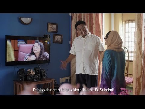 How to Switch to Digital TV (Malay)