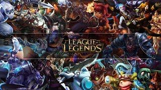 🔴 Live - League of Legends - Semana League of Legends - #5 🎮