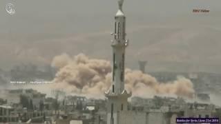 Война в Сирии Самые Кровавые Кадры 2016