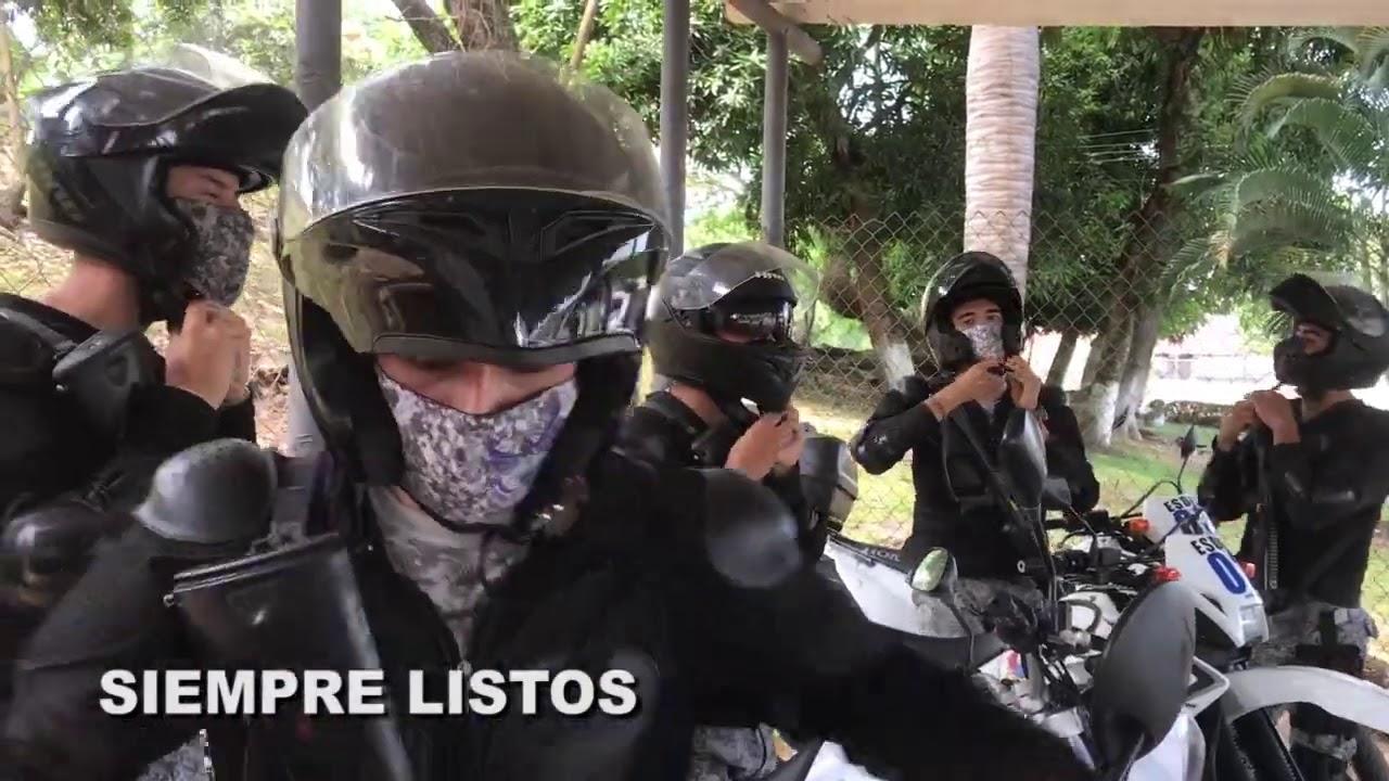 Equipo de Defensa aportando a la seguridad institucional.
