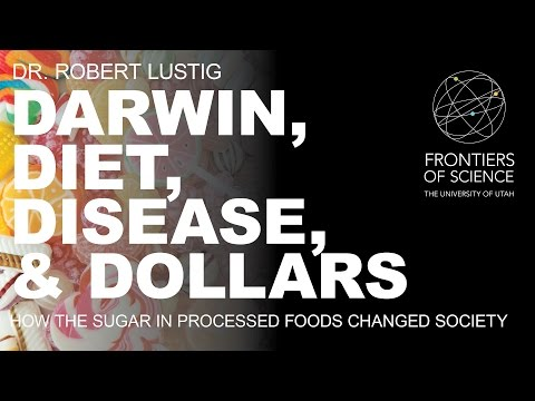 Robert Lustig - Frontiers of Science