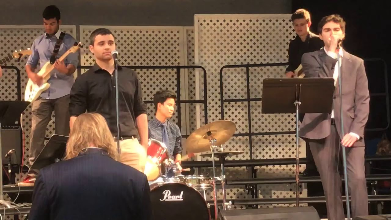 Grades 9-12 Instrumental Concert Part 2: Jazz Band