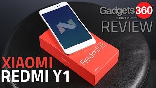 Xiaomi Redmi Y1 Review | Camera Tests, Performance, Specs, and More