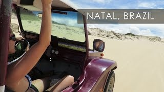 Natal Beaches & Buggies - Travel Deeper Brazil (Episode 7)