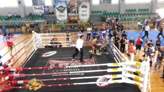 Samir Hesenov Kikboksinq WPKA-World Championship Yunanistan 29.05.2013