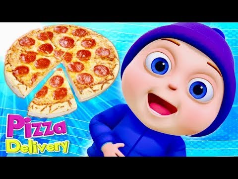 TooToo Boy – Pizza Delivery | Cartoon Animation for Children | Comedy Show For Kids