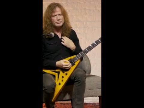 Megadeth's Dave Mustaine brakes his silence and gives an update ...!
