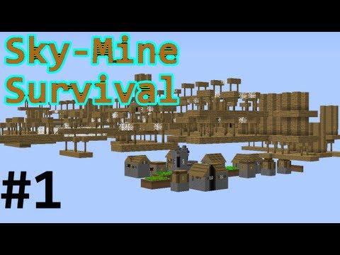 Minecraft sky mine survival custom world spawn survival map minecraft sky mine survival custom world spawn survival map gumiabroncs Image collections