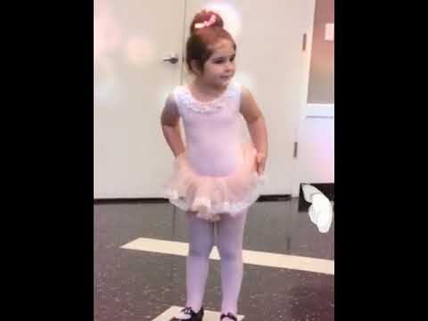 Encore! Dance Studio, Ella 4yrs