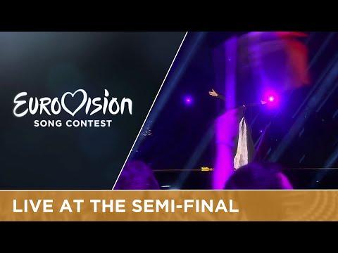 Kaliopi - Dona (F.Y.R. Macedonia) Live at Semi-Final 2 - 2016 Eurovision Song Contest