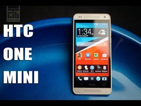 HTC One mini - Обзор Смартфона от Keddr.com