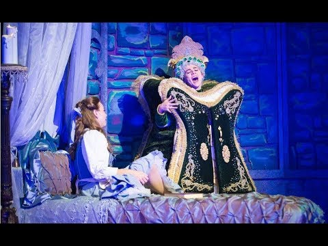 Beauty and the Beast Live- Is This Home?