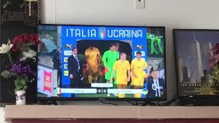 Italia 🇮🇹 vs ucrania 🇺🇦