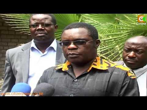 Ken Lusaka Governor of Bungoma County