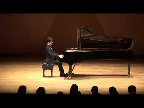 """Masaya Tanaka(piano) 田中正也 Liszt """" La Campanella"""" リスト ラ・カンパネラ"""