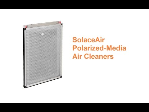 SolaceAir Whole House Air Cleaners