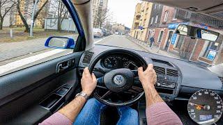 2005 Volkswagen Polo | 75 HP | POV Test Drive