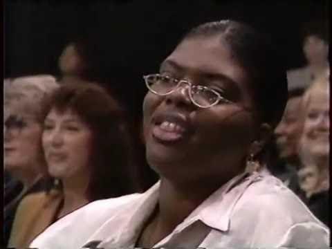 Marcia Clark talks the OJ Simpson Trial - 1998 (Part Three of Four)