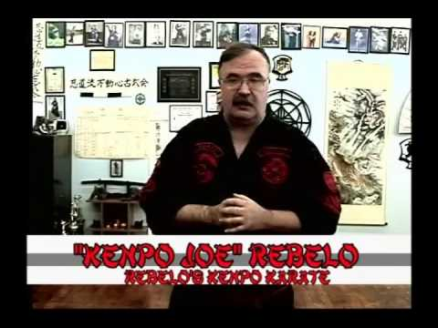 REBELO'S KENPO KARATE: IRON FIST & POISON HAND STRIKES