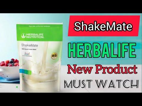 Herbalife Nutrition || New Product ShakeMate || Meraki Mirg