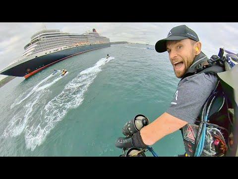 Cruise Ship Race!