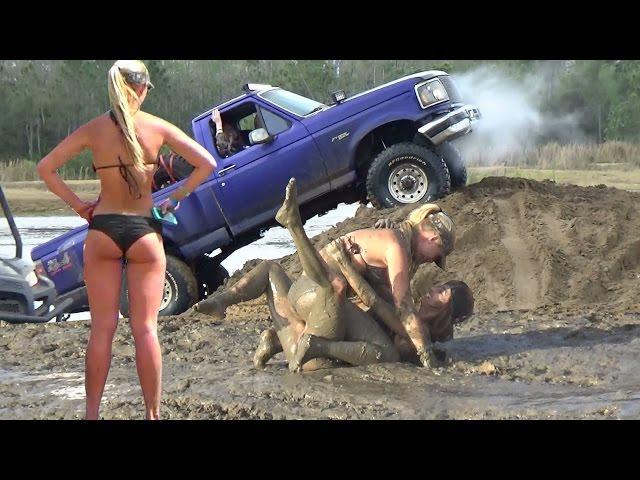 Mega Mud Trucks | NHLtv.NET