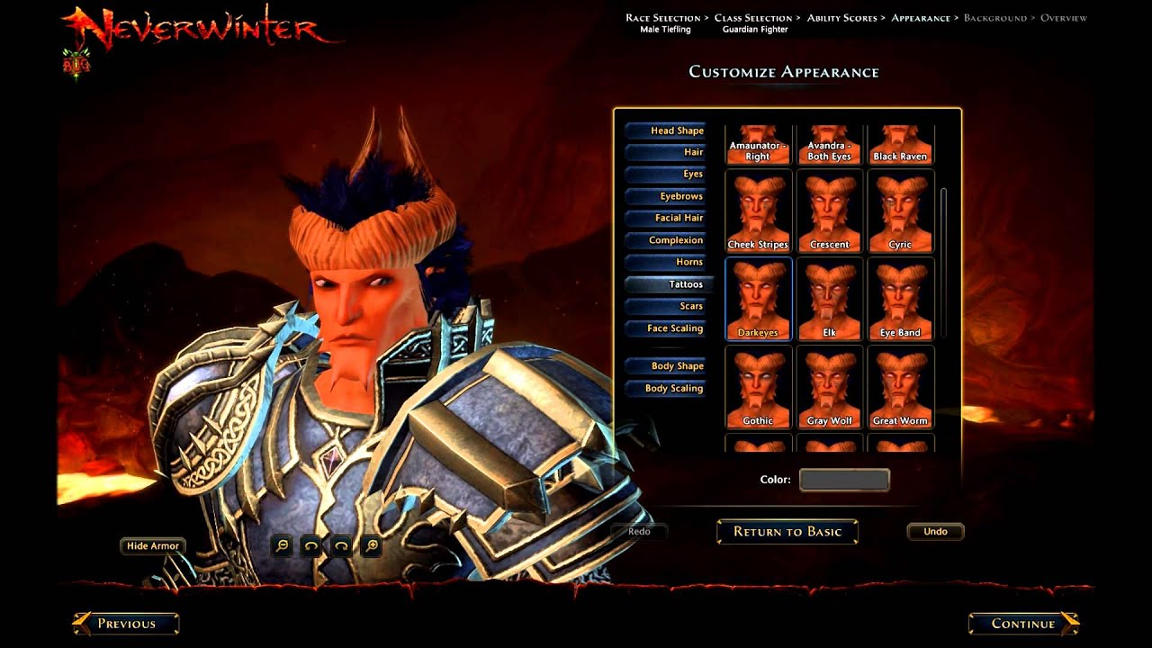 neverwinter how to create a guild