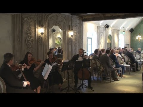 North East Soiree String Quartet Le Petit Chateau in Otterburn