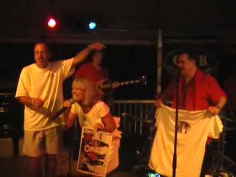 Craig Woolard Band - Cindy Collins & Chad Sain - Dynamites At Dock Holidays