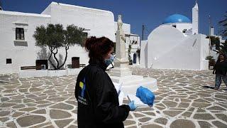 """Кому уже можно в Грецию: """"белый список"""" Афин"""