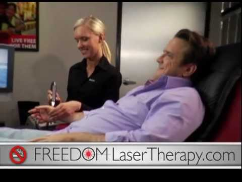 Freedom Laser Therapy - Quit Smoking Laser Procedure In Los Angeles