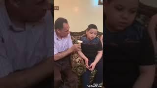 لقاء قناه احمد مع بناته مع جيل المستقبل🌺🌷