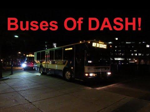NeoplanDude   S5EP57: Buses Of DASH(Alexandria, VA)!
