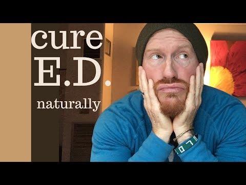 Naturally Cure Erectile Dysfunction (2 methods) thumbnail