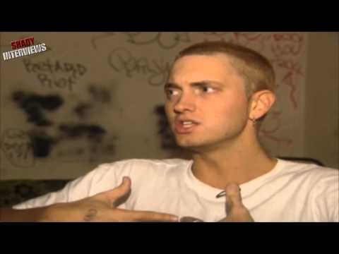 Eminem - Interview on MTV (1999)