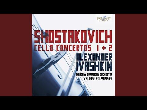 Cello Concerto No. 1 in E-Flat Major, Op. 107: IV. Allegro con moto