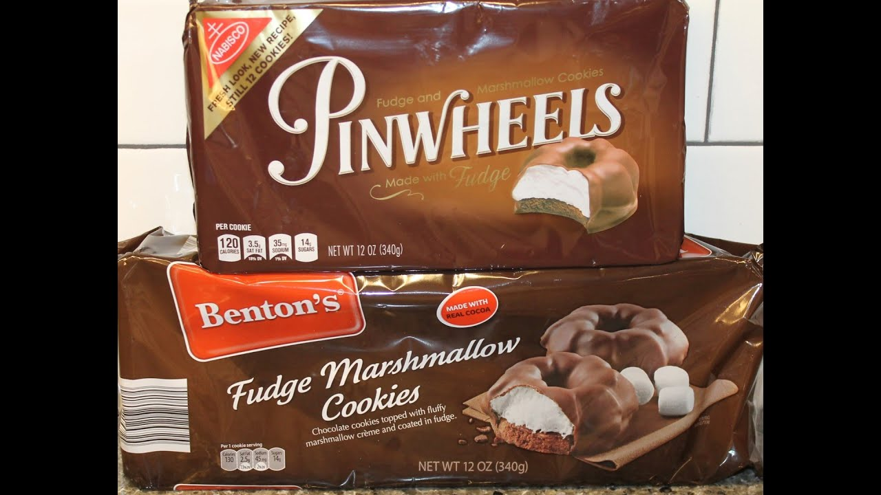 chocolate covered marshmallow cookies nabisco
