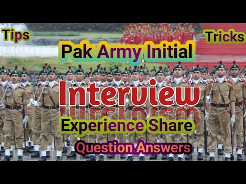 PMA 147 Initial Interview Experience Share | Tips And Tricks